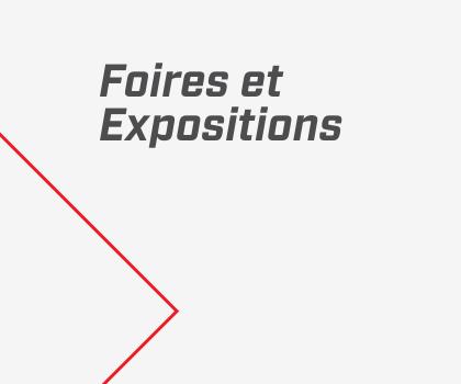 Foires et Expositions