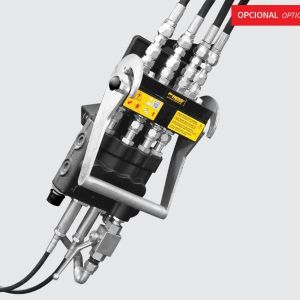 Multifaster hydraulic system.