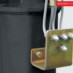 Lubrication panel