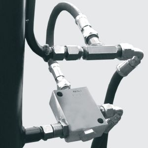 Safe device in hidraulic system.
