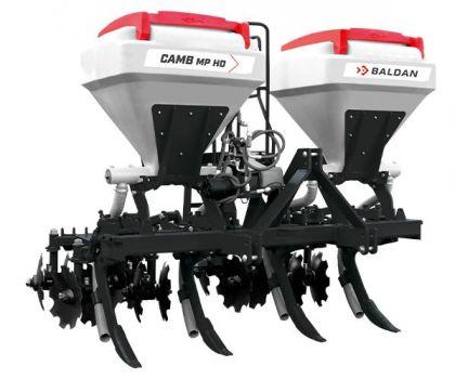 CAMB-MP HD - Cultivateur Distributeur d'Engrais Multiple
