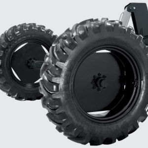PNA-5000 standard: Tyre 12.4-28-6L with capacity to ¾ water liters