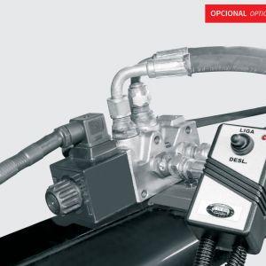 Eletric guiding valve