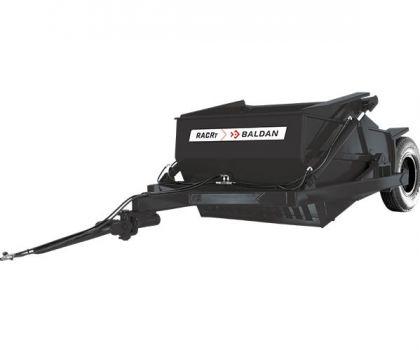 RACR-T - Rasette Agricole Télécommande avec Roues Arrières