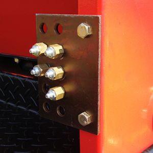 Contralizado système de lubrification , qui réduit le temps de lubrifier l'aide de la machine.