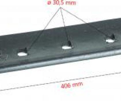 Pointe de la tige sous-souleuse 76 x 11 (Optionnel)