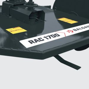 Blade protection box made of high resistance steel