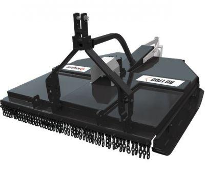 RD/RDU-1300/1500/1700 - Faucheuse Hydraulique Centrale e Latérale