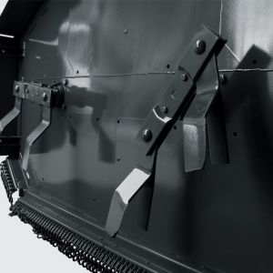 Blades EXTRA FORTE made of high resistance steel