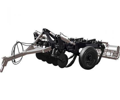 ASDA MP - Charrue Sous-souleuses avec Désarmement et Réarmement Automatique Ressort Plat