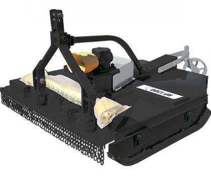 RP/RPU - 1300/1500/1700 - Faucheuse Hydraulique Centrale et Latérale