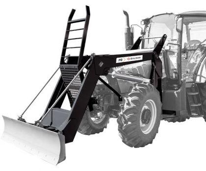 PDC - Pelle Agric. Avant pour Tracteurs Case