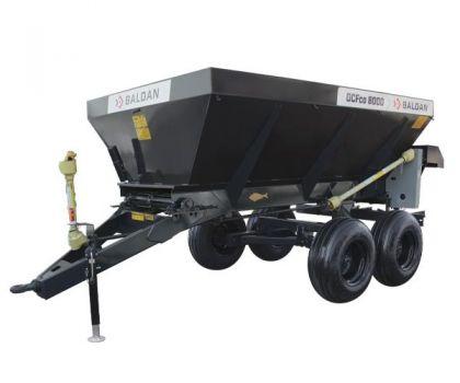 DCF-CO - Épandeur de Calcaire, Engrais et Composé Organique