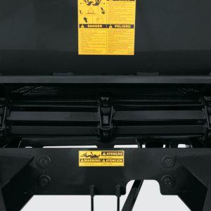 Steel conveyor belt - 800 mm