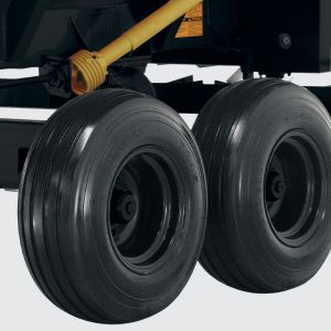 Ground wheel with tandem system (DCF-CO 6000 and 8000)