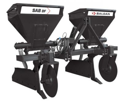 SAB-DF - Sillonneur distributeur d'Engrais Baldan
