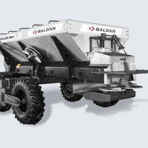 FERTILIZA - Distributeur d'engrais Baldan I'agriculture de précision