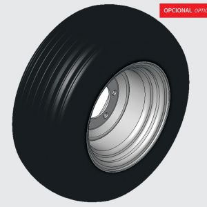 Sing tyre 11L-15 for models NVCR from 40 to 56 blades.