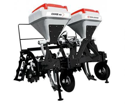 CAMB – Cultivateur Distributeur d'engrais Multiple Baldan - New Series