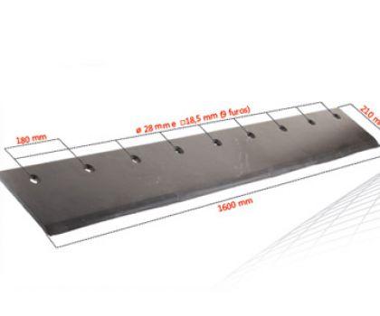 Couteau de 1600 mm