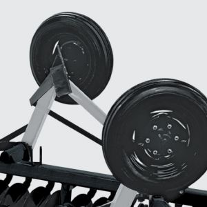 Transport wheels 600 x 16 (NVP).