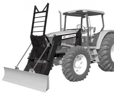 PDJD – Pelle Agricole Avant pour tracteurs SLC John Deere