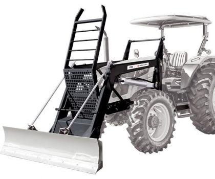 PDV – Pelle Agric. Avant pour Tracteurs Valtra Valmet