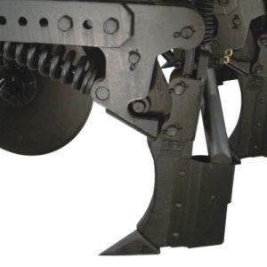 OPCIONAL - Sulcadores com desarme e rearme automático.