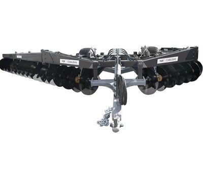 TACR - 24 to 40 discs - Remote Control Terracing Plough