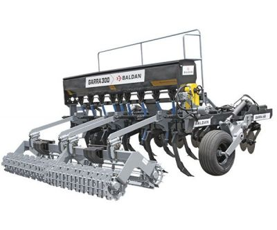 GARRA 300 - Scarifier Plow with Automatic Shank