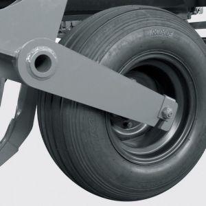 11L-15 12 canvas tires dor depth control and transport.