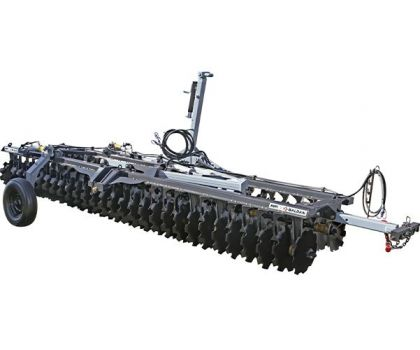 NVF-T - Drag Type Leveling Disc Harrow with Permanent Flotation Tube