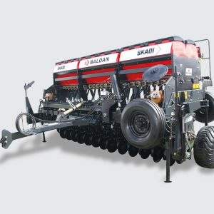 SKADI - Precision Row Crop Planter