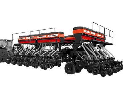 GIGA D - Precision Row Grop Planter