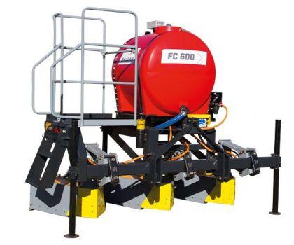 FC 600 - Fast Clean - Aplicador de Herbicida